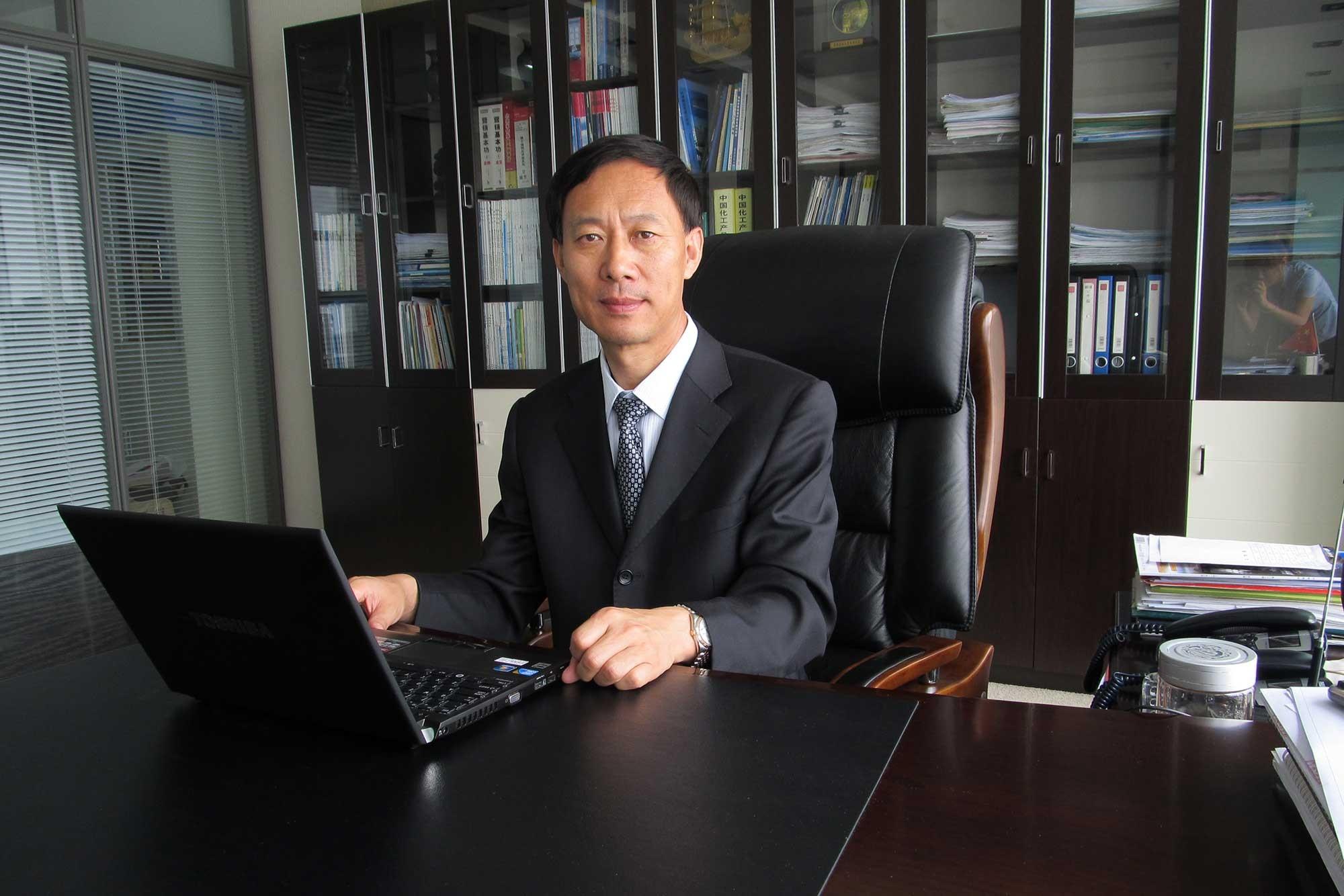 """董事长王树华被评为滨海新区""""优秀企业家"""""""